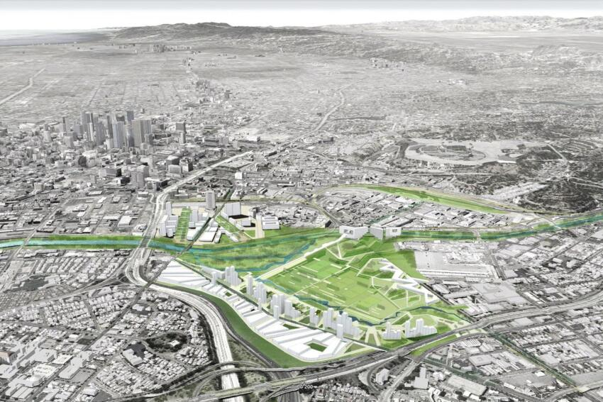 Letter from Los Angeles: Reviving the River