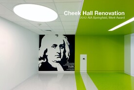 Cheek Hall Renovation