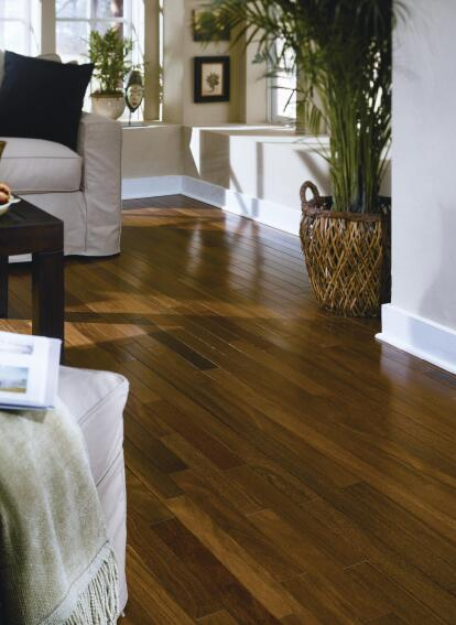 BR-111 Exotic Hardwood Flooring Tiete Chestnut