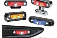 LED lighting for police vehicles