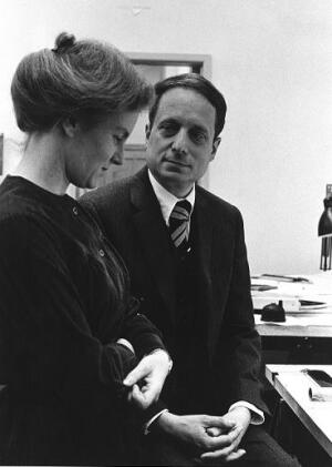 Denise Scott Brown and Robert Venturi