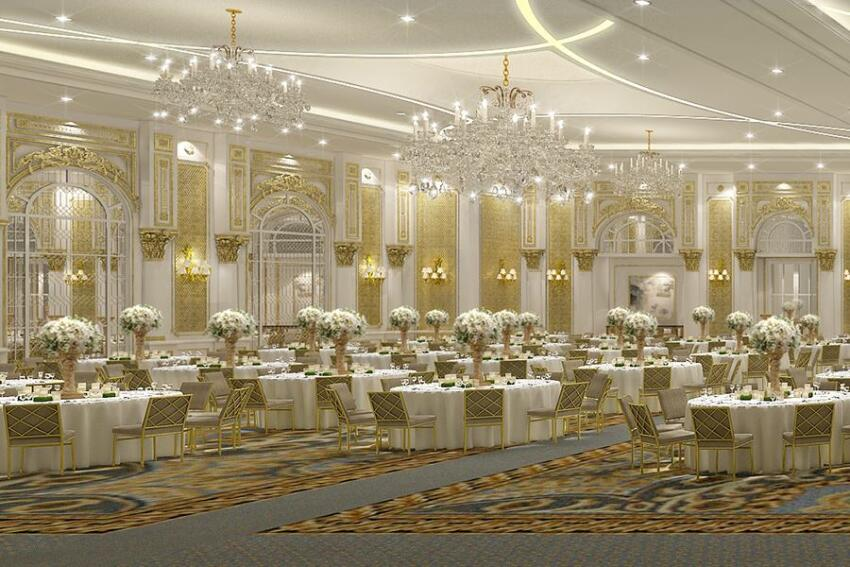 Grand Ballroom.