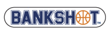 The Bankshot Sports Org. Logo