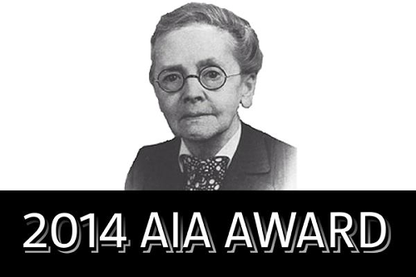 Julia Morgan Posthumously Awarded the AIA 2014 Gold Medal