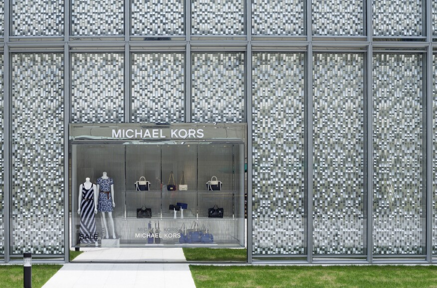 Shop Michael Kors Shanghai