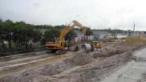 Concrete Bridge Reconstruction in Tampa