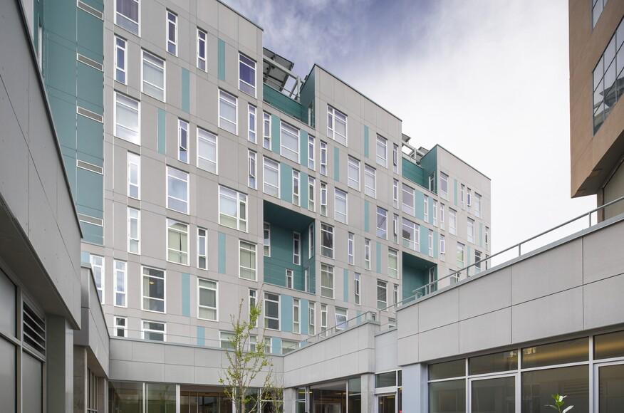 Rene cazenave apartments san francisco architect for San francisco architecture firms
