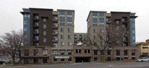 Developed by Wasatch Advantage Group, LLC, the new 125-unit Providence Place replaces an abandoned community center.