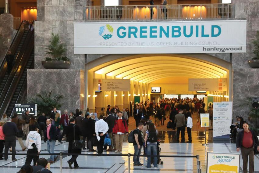 Transparency Movement Trends at Greenbuild 2013