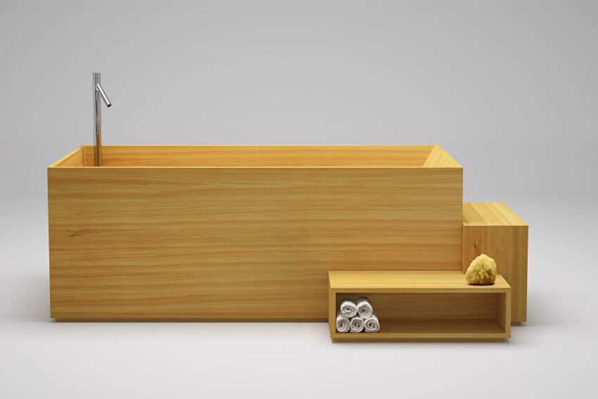 Bath Collection, Nendo for Bisazza Bagno