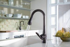 Pull-down Faucets Go to Great Lengths