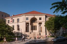 Mt. Pleasant Library
