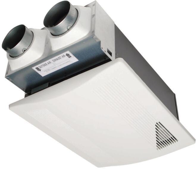 Panasonic WhisperComfort Spot Energy Recovery Ventilator (ERV)