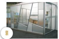 Modular Angle Wall From DIRTT