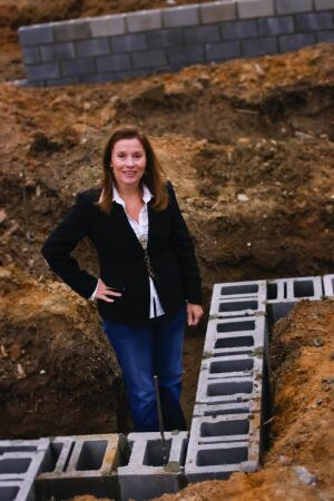 On the beach: Michelle Dashiell is co-owner of Joseph T. Dashiell Builders in Maryland, which last spring launched a separate business, Beach Transformations, to manage its remodeling and commercial work. Since the launch, it's been fielding two to three referrals a week.