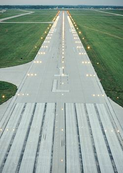 Many airports need attention and that work would add jobs in the concrete construction industry.
