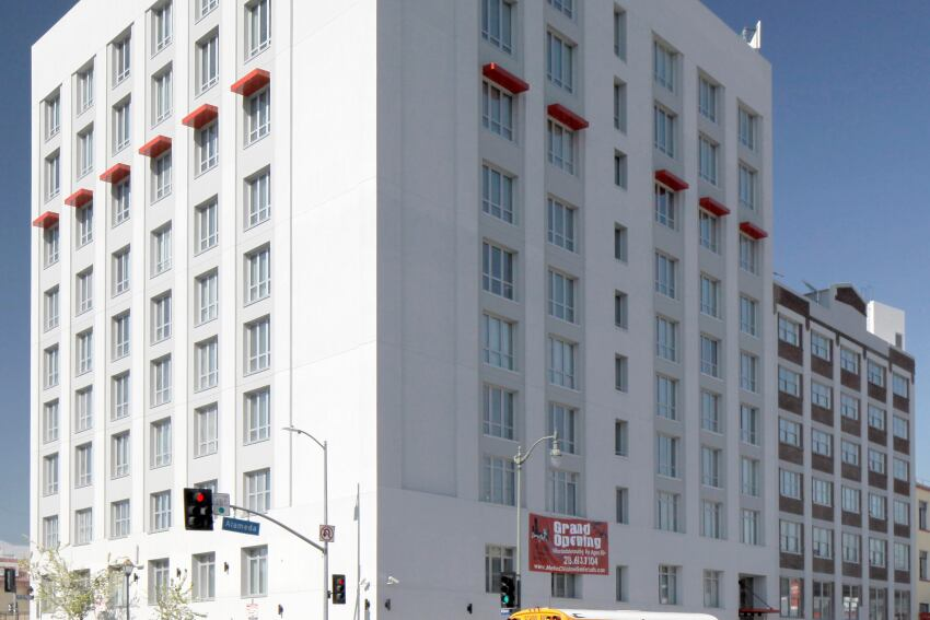 L.A. Offices Come Back as Seniors Housing