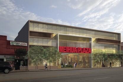 San Gabriel Mixed-Use  - Mei Hua Center