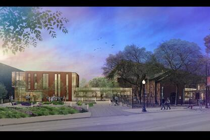 Hull House Museum Expansion Concept