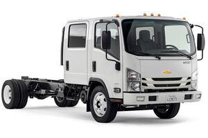 Chevrolet medium-duty models