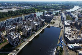 Offenbach Harbour