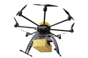 Will we be seeing drones delivering packages in the future?
