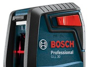 Three New Cross Line Lasers from Bosch