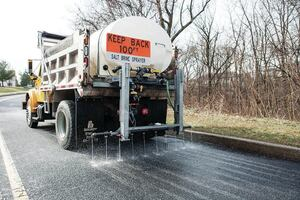 How to boost your road salt, de-icing budget