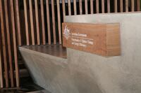 Nishi — Concrete Reception Desk