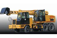 Gradall Industries Inc. XL 4100 IV Hydraulic Excavator AutoDrive Automatic Transmission System