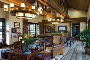Del Sur Ranch House