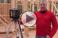 Bosch GRL 500 HCK Rotary Laser Level