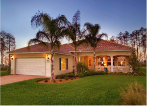 A Del Webb home from PulteGroup.