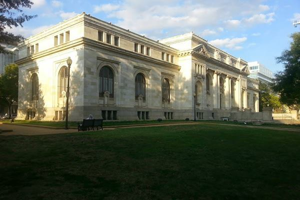 The Carnegie Library in Washington, D.C.