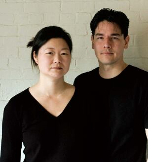 Both Meejin Yoon and Eric Höweler teach architecture at MIT. Access to the school's milling machine facilitates their firm's research.