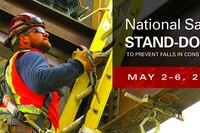 OSHA Emphasizes Safety with 2016 National Safety Stand-Down to Prevent Falls