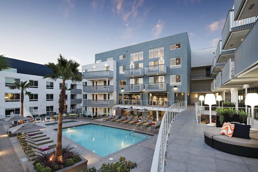 Lex On Orange / TCA Architects