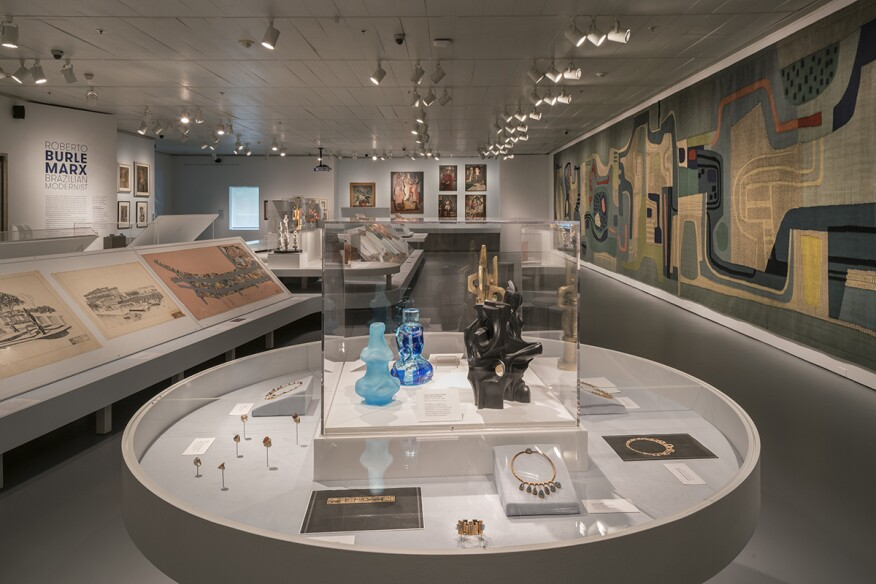 Exhibition at The Jewish Museum