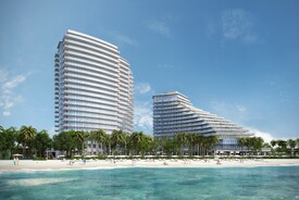 Construction Launches at Auberge Beach Residences & Spa, the Only On-the-Sand Luxury Residential Offering in Fort Lauderdale