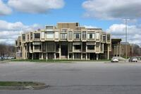 Brutalism on Trial in Chicago, Baltimore, and Goshen, N.Y.