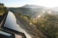 Solar Leasing Lessens Builders' Construction Costs