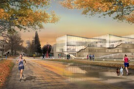Design Loft - Winning Kent State Architecture School Proposal