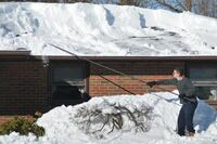 """Weeding Out the Weak"": Blizzard Poses Risk of Roof Collapses"