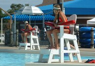 Tailwind Lifeguard Chairs