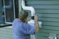 Radon Vent Retrofit
