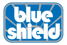 Blue Shield Poly Laminating, Inc. Logo