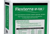 Profile Products' Flexterra HP-FGM turf establisher