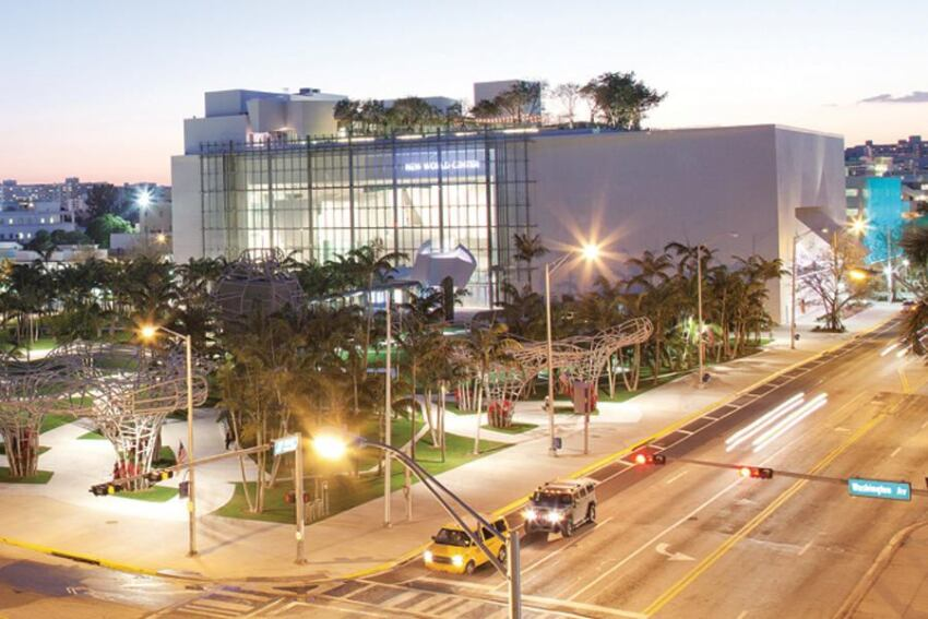 Miami Beach City Center Redevelopment Project