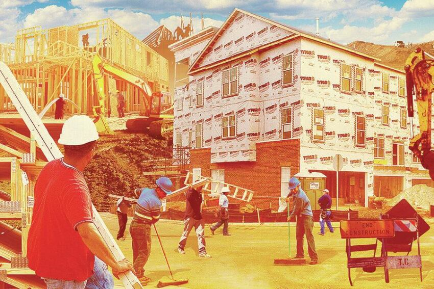 A Revived Housing Market Wonders If Its Depleted Workforce Is Up To The Task
