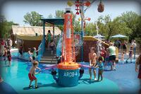 Calistoga Splash Park at Glacier Run